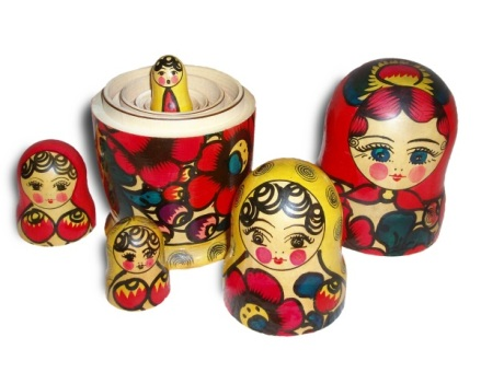 Russian Matroshka