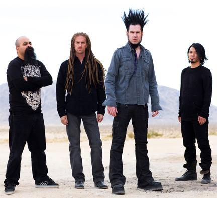 Static-X was an American industrial-metal band from Los Angeles, California formed in 1994.